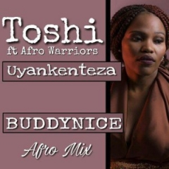 Afro Warriors - Uyankenteza (Buddynice Afro Drum Remix) Ft. Toshi